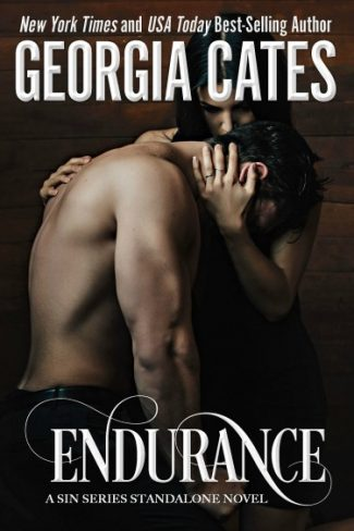 Cover Reveal: Endurance (The Sin Trilogy #4) by Georgia Cates
