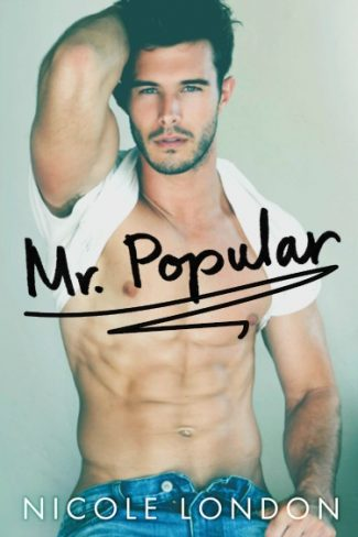 Cover Reveal: Mr Popular by Nicole London