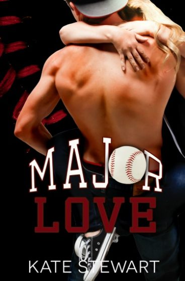 Cover Reveal: Major Love (Balls in Play #2) by Kate Stewart