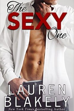 Release Day Blitz + Giveaway: The Sexy One (The Men of Rom Com #4) by Lauren Blakely