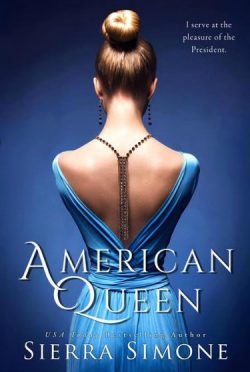 Cover Reveal: American Queen by Sierra Simone