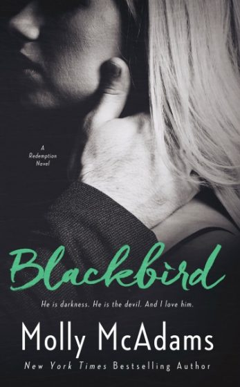 Cover Reveal: Blackbird (Redemption #1) by Molly McAdams