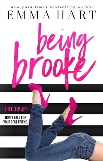 Cover Reveal: Being Brooke by Emma Hart