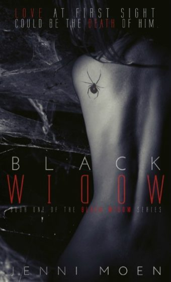 Release Day Blitz & Giveaway: Black Widow (Black Widow #1) by Jenni Moen