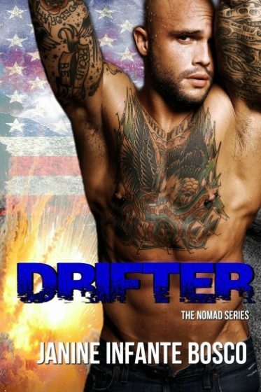 Release Day Blitz + Giveaway: Drifter (Nomad #1) by Janine Infante Bosco