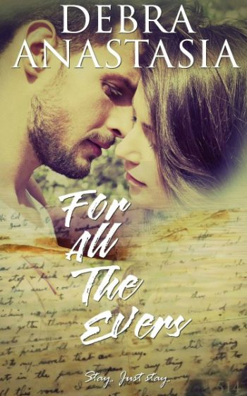 Cover Reveal: For All the Evers by Debra Anastasia