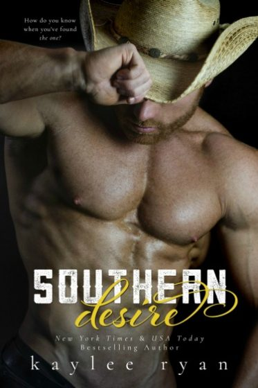 Cover Reveal & Giveaway: Southern Desire (Southern Heart #2) by Kaylee Ryan