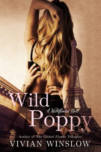 Cover Reveal: Wild Poppy (Wildflowers #4) by Vivian Winslow