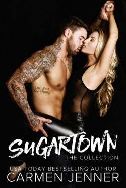 Cover Re-Reveal & Box Set Release Blitz: Sugartown: The Collection (Sugartown #1-4) by Carmen Jenner