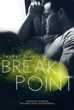 Cover Reveal: Break Point by Rachel Blaufeld