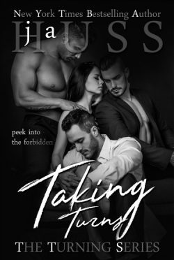 Cover Reveal & Giveaway: Taking Turns (Turning #1) by JA Huss