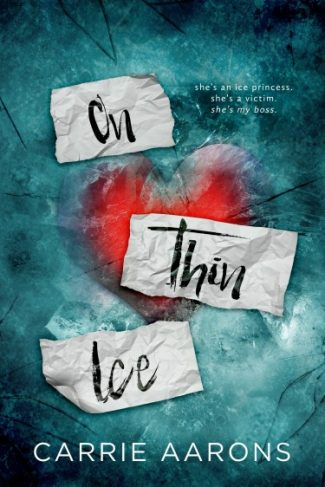Release Day Blitz: On Thin Ice by Carrie Aarons