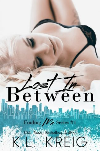 Cover Reveal: Lost In Between (Finding Me #1) by KL Kreig