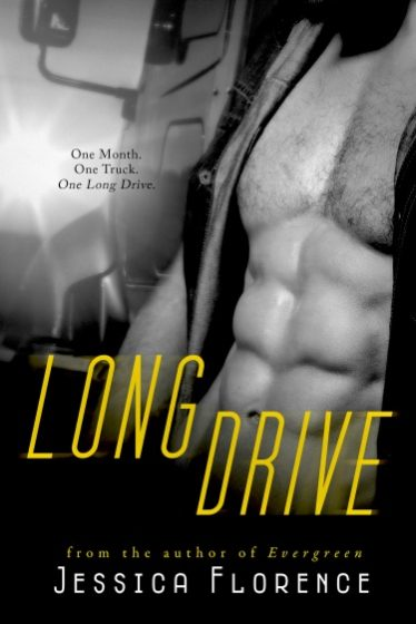 Cover Reveal: Long Drive by Jessica Florence