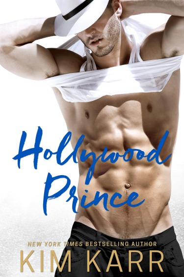 Cover Reveal: Hollywood Prince by Kim Karr