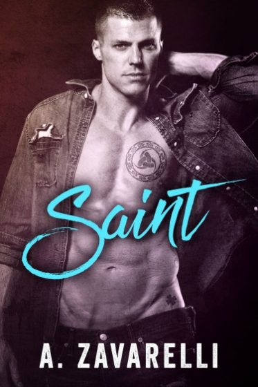 Release Day Blitz & Giveaway: Saint (Boston Underworld #4) by A Zavarelli