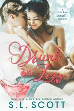 Release Day Blitz & Giveaway: Drunk on Love (Cock Tales #1) by SL Scott