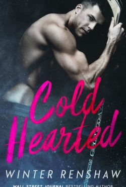 Cover Reveal: Cold Hearted by Winter Renshaw