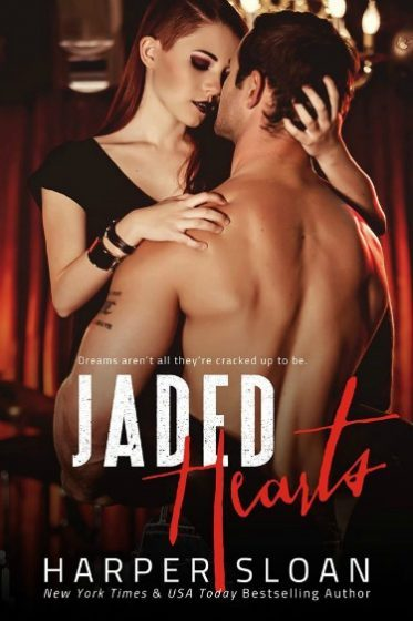 Release Day Blitz: Jaded Hearts (Loaded Replay #1) by Harper Sloan