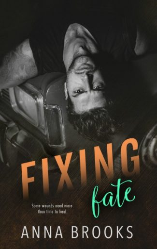 Cover Reveal: Fixing Fate by Anna Brooks