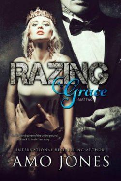 Release Day Blitz: Razing Grace: Part Two (The Devil's Own #4) by Amo Jones