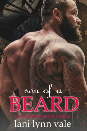 Cover Reveal & Giveaway: Son of a Beard (The Dixie Wardens Rejects MC #3) by Lani Lynn Vale