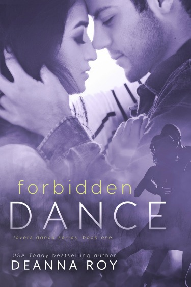 Cover Reveal & Giveaway: Forbidden Dance (Lovers Dance #1) by Deanna Roy