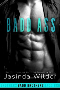 Release Day Blitz & Giveaway: Badd Ass (Badd Brothers #2) by Jasinda Wilder