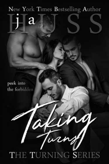 Release Day Blitz & Giveaway: Taking Turns (Turning #1) by JA Huss