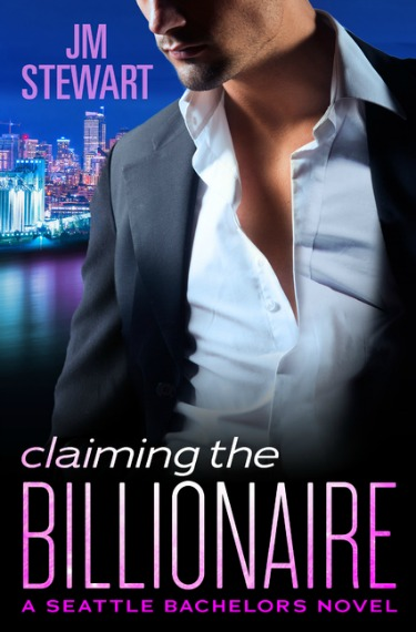 Release Day Blitz & Giveaway: Claiming the Billionaire (Seattle Bachelors #4) by JM Stewart