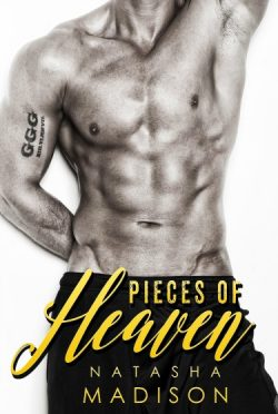 Cover Reveal: Pieces Of Heaven (Heaven & Hell #2) by Natasha Madison