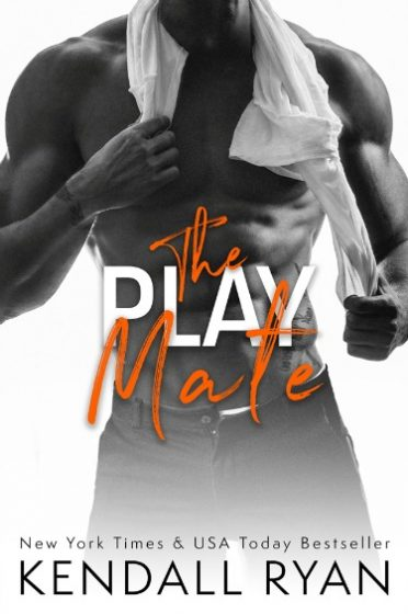 Cover Reveal: The Play Mate (Roommates #2) by Kendall Ryan