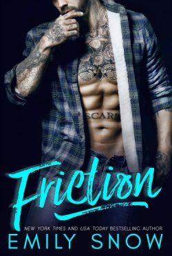 Cover Reveal: Friction by Emily Snow