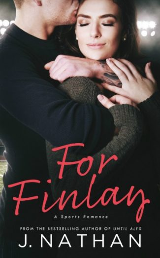 Cover Reveal & Giveaway: For Finlay by J Nathan