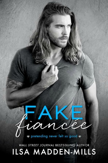 Cover Reveal: Fake Fiancée by Ilsa Madden-Mills