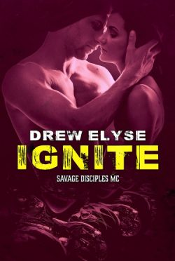 Cover Reveal: Ignite (Disciples' Daughters #4) by Drew Elyse