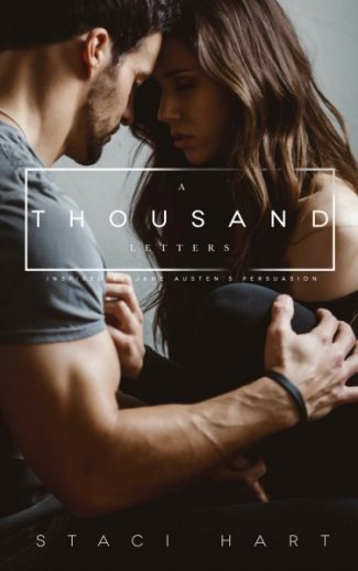 Cover Reveal: A Thousand Letters by Staci Hart