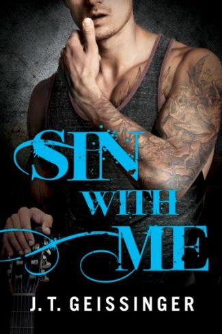 Cover Reveal: Sin With Me (Bad Habit #3) by JT Geissinger