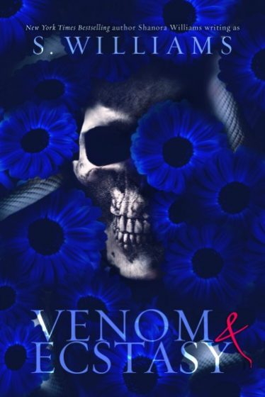 Cover Reveal: Venom & Ecstasy (Venom #2) by Shanora Williams