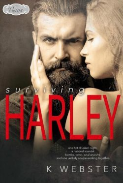 Cover Reveal: Surviving Harley (Sex, Vows & Babies – Kindle Worlds Novella) by K Webster