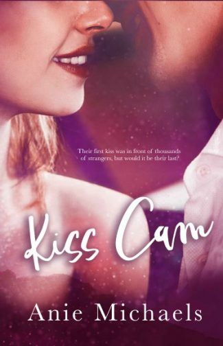 Release Day Blitz & Giveaway: Kiss Cam (With a Kiss #1) by Anie Michaels