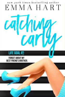 Cover Reveal: Catching Carly (Barley Cross #2) by Emma Hart