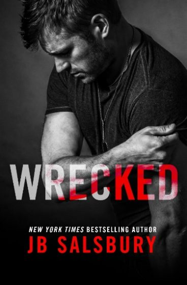 Cover Reveal: Wrecked by JB Salsbury