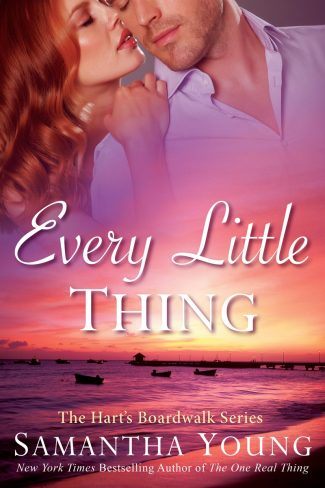 Release Day Blitz & Giveaway: Every Little Thing (Hart's Boardwalk #2) by Samantha Young