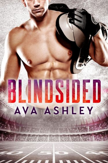 Cover Reveal & Giveaway: Blindsided by Ava Ashley