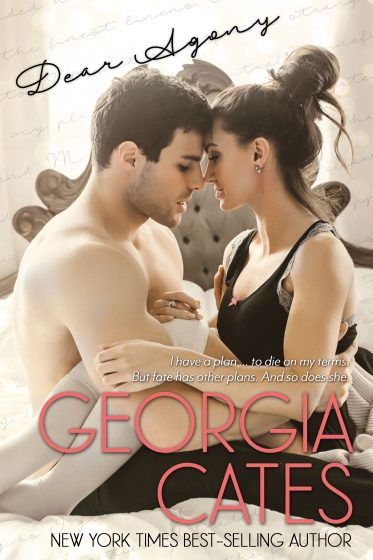 Release Day Blitz: Dear Agony by Georgia Cates