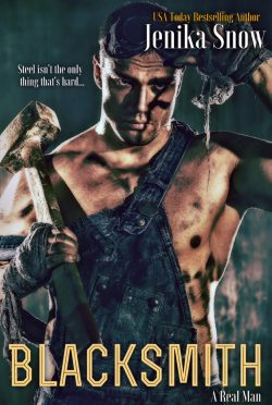 Release Day Blitz: Blacksmith (A Real Man #10) by Jenika Snow