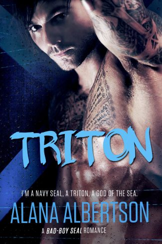 Cover Reveal & Giveaway: Triton (Heroes Ever After #2) by Alana Albertson