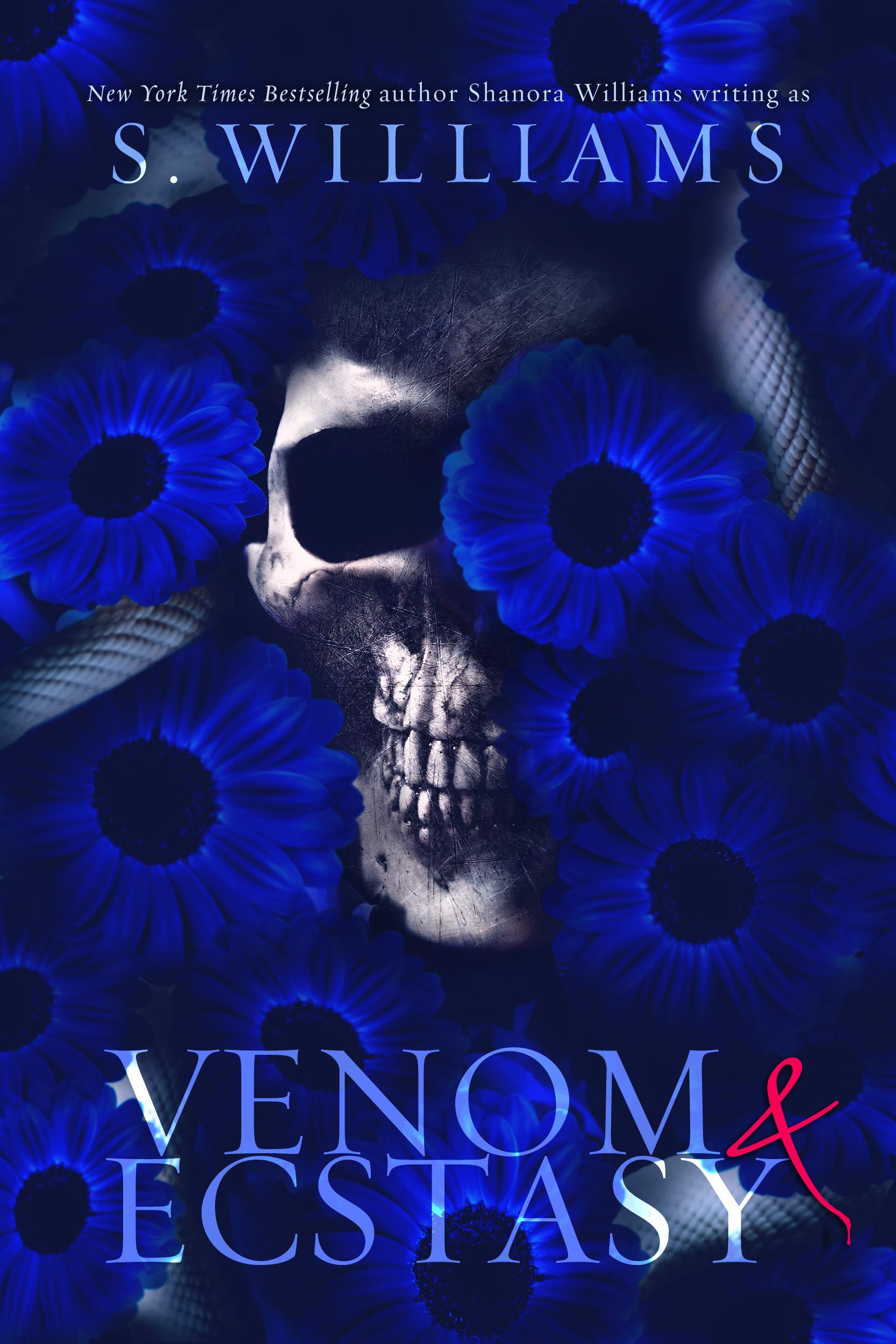 Release Day Blitz: Venom & Ecstasy (Venom #2) by Shanora Williams