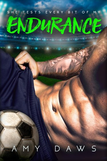 Cover Reveal: Endurance by Amy Daws